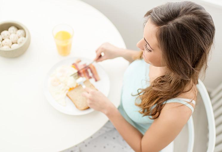 Desayuna, come y cena MINDFULNESS