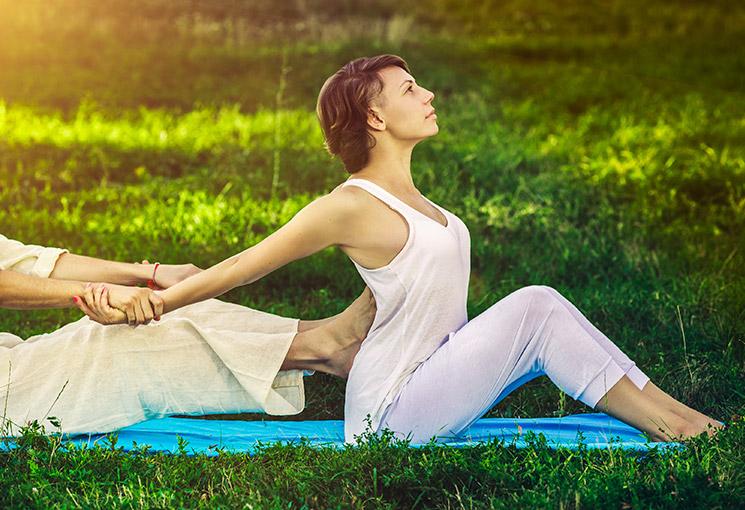 ¿Qué siente tu cuerpo con el masaje THAI?