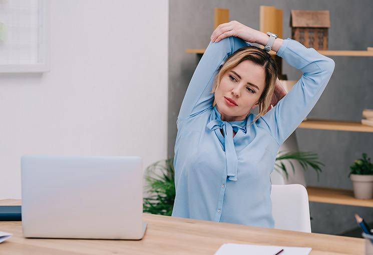 Pausas Activas, una Forma para Combatir el Burnout